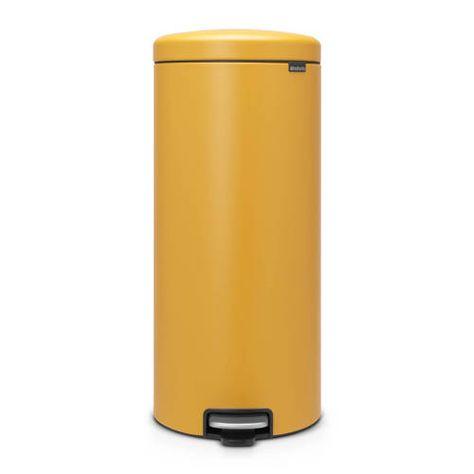 Pedaalemmer 30 Liter.Brabantia Newlcon Sense Of Luxury Pedaalemmer 30 Liter In