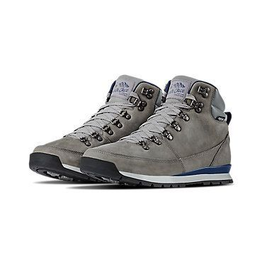 Men S Back To Berkeley Redux Leather Boots The North Face North Face Boots Mens Winter Boots North Face Shoes