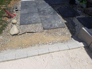 Allee Contemporaine Moderne Design Entree Dalles Graviers All Amenagement Jardin Devant Maison Amenagement Jardin Terrasse Piscine Amenagement Jardin Cailloux
