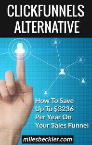 8 Easy Facts About Alternative To Clickfunnels Explained