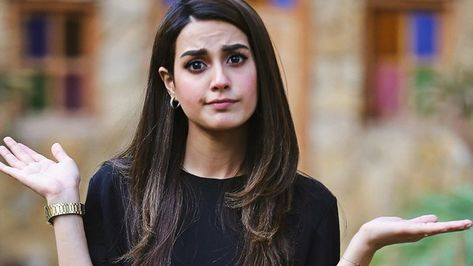 Iqra Aziz has a new Youtube channel and she wants you to