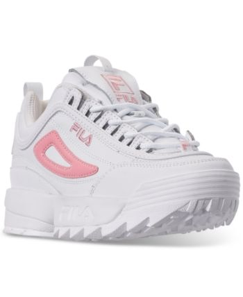 FILA Just Released A Blush Pink Disruptor And We Are