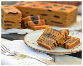Indonesian Medan Food Lapis Legit Prune Kue Spekkoek Decadent Layered Cake With Prune Makanan Manis Makanan Resep Makanan Penutup