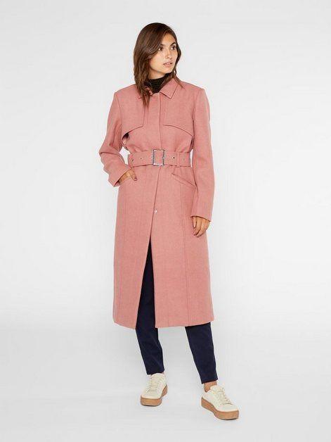 Femininer Y Damen Pink Mantel S A Pastel; eQorxBdCW