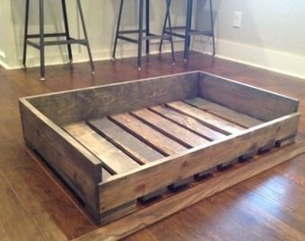 Pin On Pallet Dog Beds
