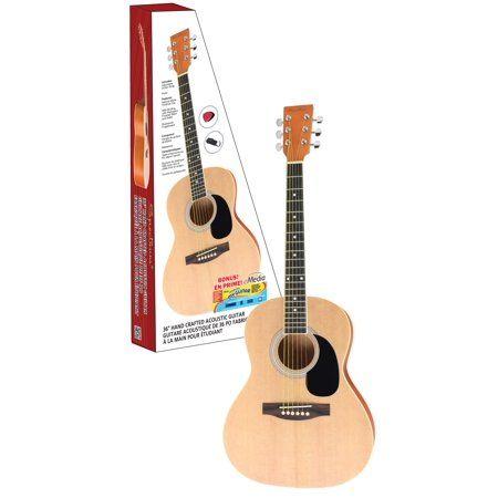 Spectrum Ail 36s Student Size Acoustic Guitar Ail 36s Walmart Com Guitar Kids Acoustic Guitar Guitar
