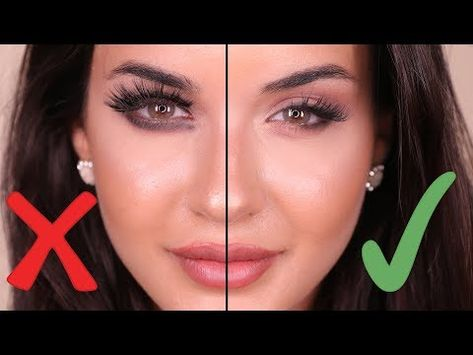Hooded Eyes Do S And Don Ts With Maya نصائح لمكياج العيون المبط نة مع مايا Youtube Makeup