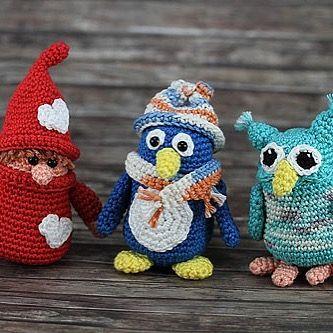 Amigurumi Örgü Oyuncak Sevimli Horoz 🐓 Yapımı 1.Bölüm - Crochet ... | 333x333