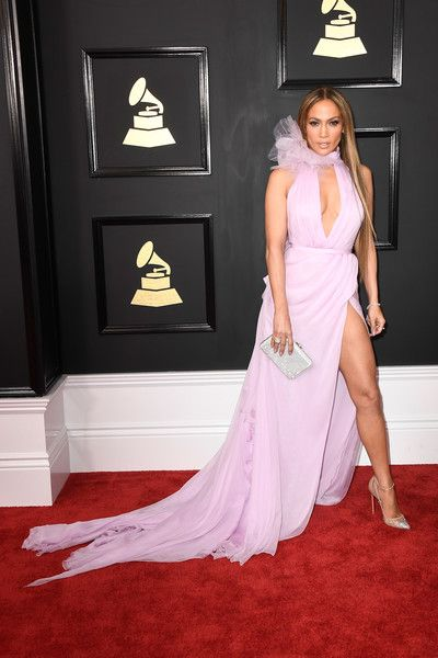 Lilac Ralph & Russo Gown - Jennifer Lopez's Most Daring Dresses - Photos