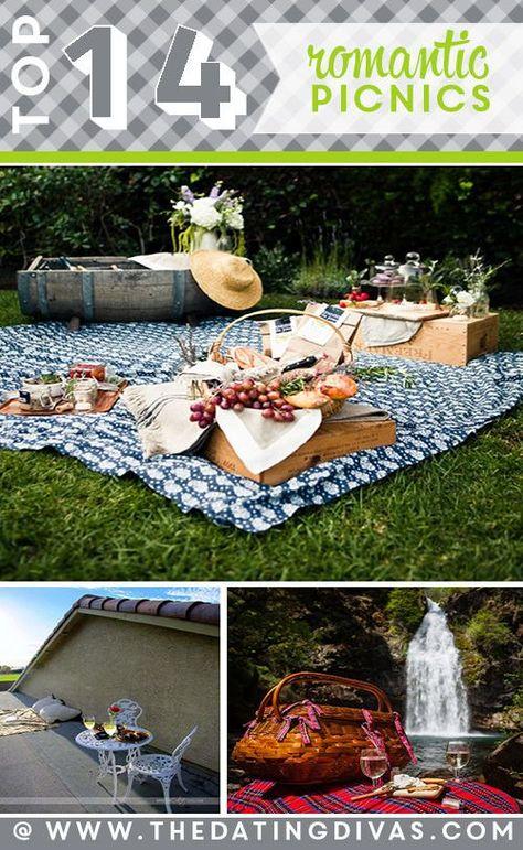 cute picnic date
