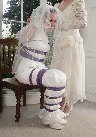Bondage rope marriage