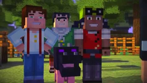 List of Pinterest minecraft story mode builds images