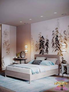 غرف نوم بنات مودرن للصبايا من احدث ديكورات غرف الفتيات المراهقات 2021 Home Decor Home Furniture