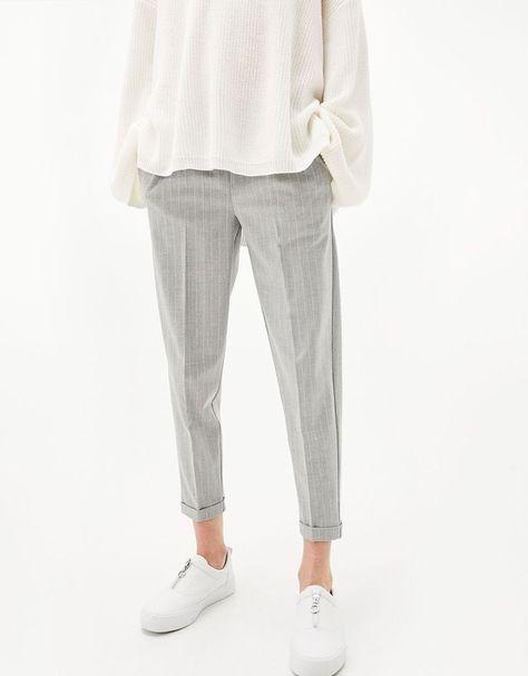 Las Mejores 12 Ideas De Pantalones Bershka Ropa De Moda Pantalones Bershka Ropa