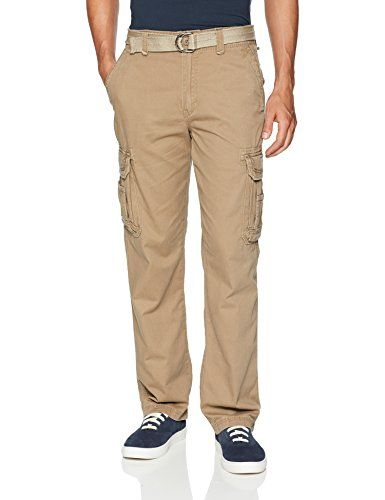 c9981daae3 UNIONBAY Men's Survivor Iv Relaxed Fit Cargo Pant-Reg Big Tall Sizes ...