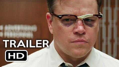 Suburbicon Official Trailer #1 (2017) Matt Damon, Oscar Isaac Crime Come...