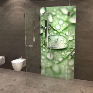Duschruckwand Florales Duschruckwand Dusche Renovierungsideen