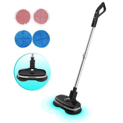 Pin On Top 10 Best Floor Scrubber Machine For Home In 2019 Reviews