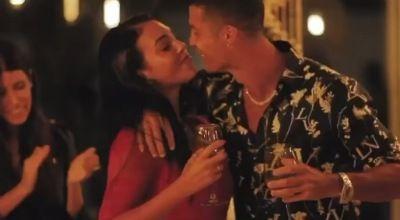 كريستيانو رونالدو يطلب الزواج من جورجينا رودريغيز بعد 4 سنوات El Kat Ronaldo Cristiano Ronaldo Family Celebrations