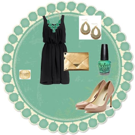 Mint Inspiration Created By Emily Ann 1 On Polyvore Fashion My Style Style