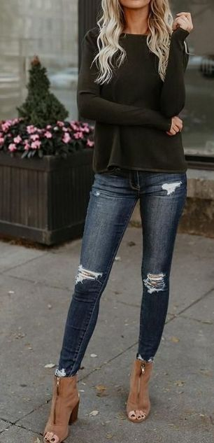 27 Cute Fall Outfits For Women | Fall Fashion - The Finest Feed