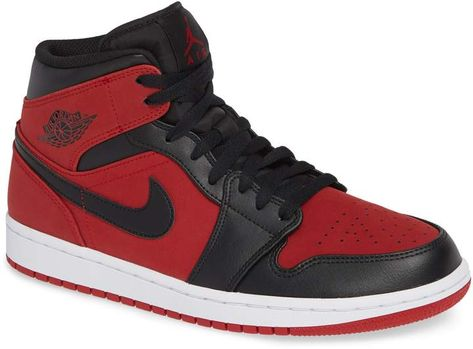 34d943720f880 Nike  Air Jordan 1 Mid  Sneaker
