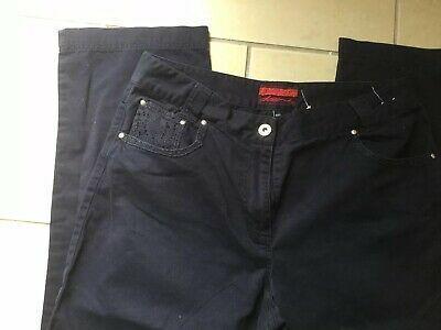 Enlace De Ebay Pantalon De Mujer Talla 16p Usado Por Dash Jean Style All Cotton Ropa Zapatos Accesorio Pantalones Ropa Pantalones De Mujer