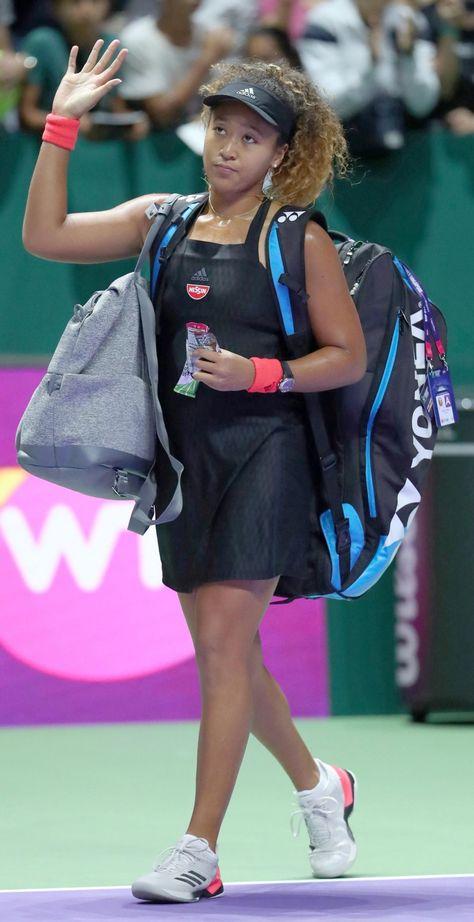 Tennis Naomi Osaka Loses Wta Finals Opener Deportes Greatest Tamaki