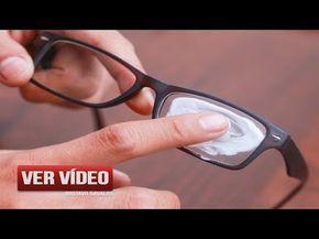 Diez Maneras Fáciles Y Baratas De Quitar Los Rayones De Tus Gafas Para Siempre Comparte Con Todos Como Limpiar Lentes Lentes Transparentes Lentes