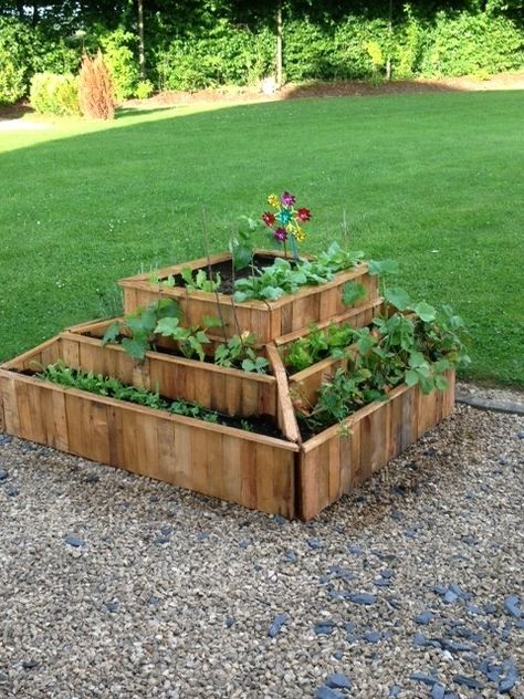 Planter from pallets | 1001 Pallets