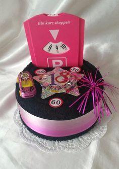 Torte Zum 18 Geburtstag Mit Schnecken Bithday Cake With Snail