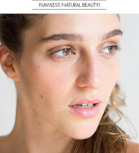 A Gloss Based Tutorial - No-Makeup Makeup Ideas - Photos