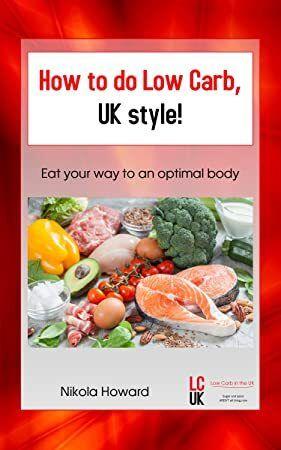 keto diet books uk