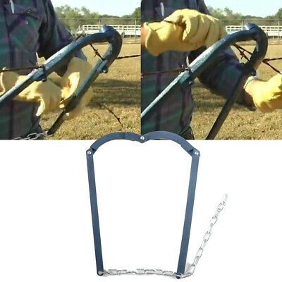 Chain Strainer Cattle Barn Farm Fence Stretcher Tensioner Repair Tool BarbedWire
