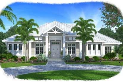 House Plan 4534 00040 Modern Farmhouse Plan 1 777 Square Feet 3 Bedrooms 2 Bathrooms In 2021 Florida House Plans Mediterranean Style House Plans Ranch Style House Plans