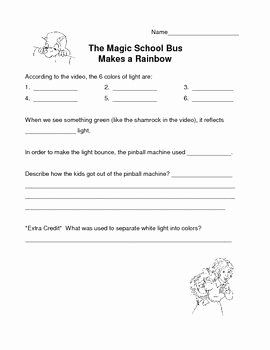 47 Magic School Bus Worksheet Chessmuseum Template Library Magic School Bus Magic School School Bus