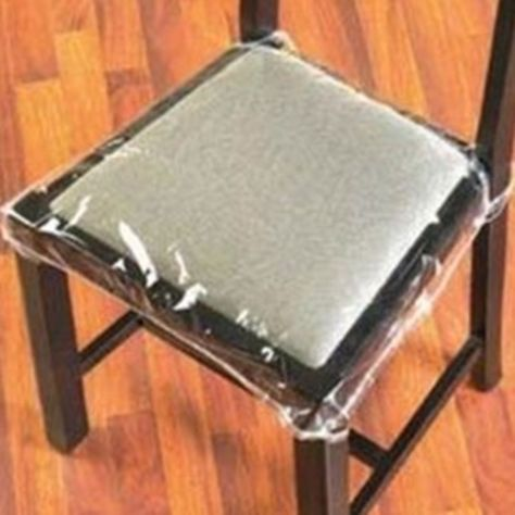 Pleasant Strong Dining Chair Protectors Clear Plastic Cushion Seat Uwap Interior Chair Design Uwaporg