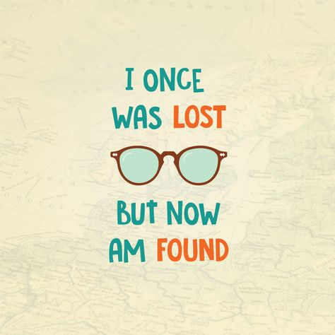 There's nothing better than finding your lost glasses! Tell us the strangest place you've left (and found) your glasses!
