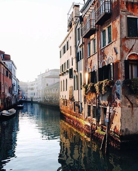 Venezia Venecia Venezia Tumblr E Citta