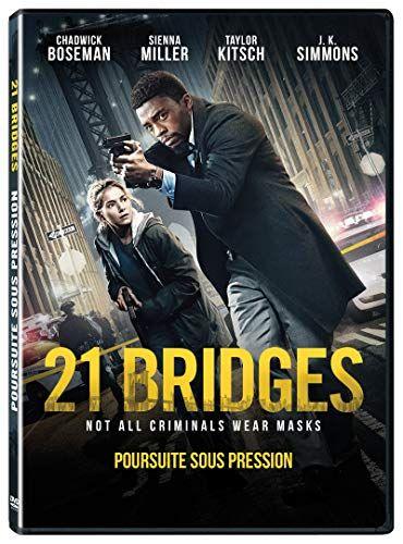 21 Bridges Poursuite Sous Pression Bilingual Vvs Films Https Www Amazon Ca Dp B083jwxpb5 Ref Cm Sw R Pi D Full Movies Online Free Full Movies Good Movies
