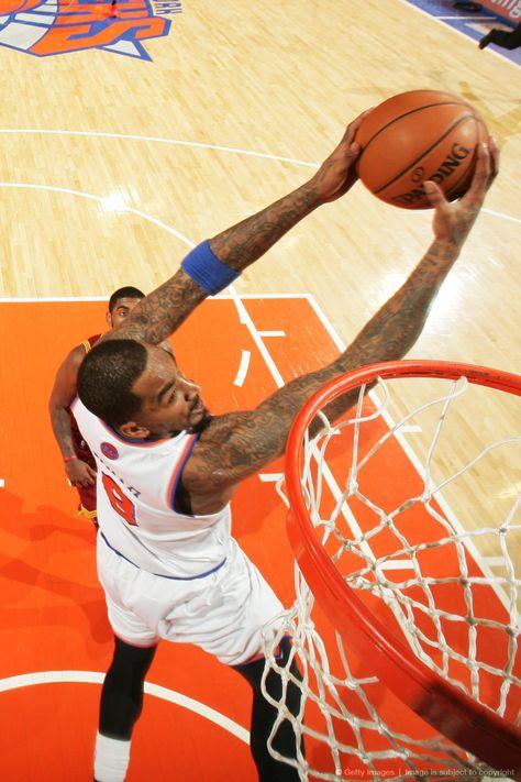 Jr Smith Reverse Dunk Cleveland Cavaliers v New York Knicks
