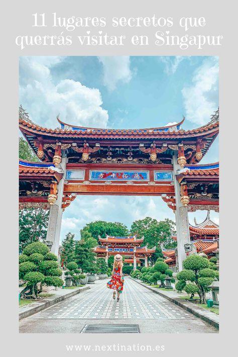 11 sitios secretos que querrás visitar en Singapur | Nextination