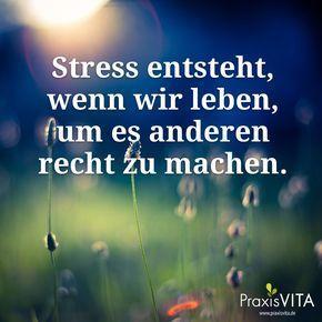 Stress Besser Verstehen So Funktioniert Das Stress System Spruche Spruche Zitate Stress