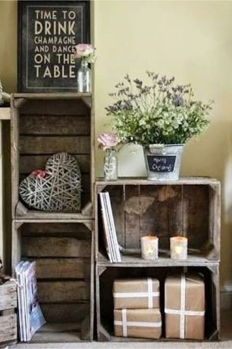 Easy Diy Rustic Home Decor Ideas On A Budget Decor Rustic Decor