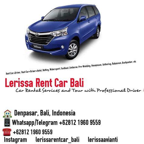 Sewa Mobil Murah Di Bali Mobil Avanza Supir Ganteng Fasih