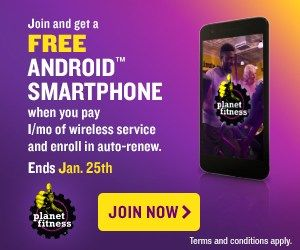 Hot Deals Alert Get A Free Lg Smartphone When You Join Planet Fitness Freephone Planetfitnesspromo Dazzling Planet Fitness Workout Money Maker Fitness