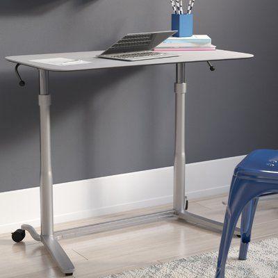 Comm Office Kamen Height Adjustable Standing Desk Converter
