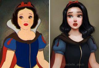 Dibujos Realistas De Princesas De Disney Alonecards Princesas Princess Disney Blancanieves Modern Disney Characters Disney Drawings Disney Princess Art