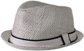 bcf14801de055 shopstyle.com  Cubavera Men s Toyo Paper Fedora Hat