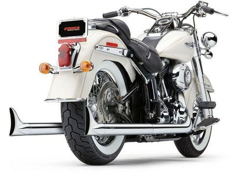 19 softail true dual exhaust ideas in